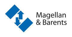 Magellan and Barents